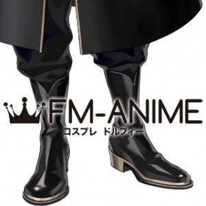 Fire Emblem: Three Houses Claude Von Riegan Cosplay Shoes Boots
