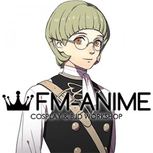 Fire Emblem: Three Houses Ignace Cosplay Wig