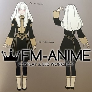 Fire Emblem: Three Houses Lysithea Cosplay Costume
