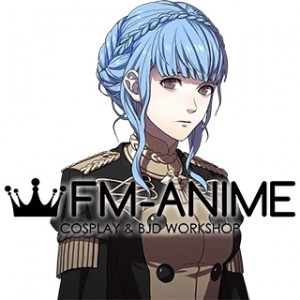 Fire Emblem: Three Houses Marianne Cosplay Wig