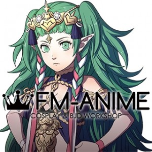 Fire Emblem: Three Houses Sothis Cosplay Wig