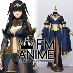 Fire Emblem Warriors Tharja Sorcerer Version Cosplay Costume