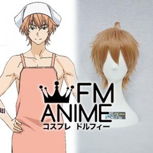 Food Wars: Shokugeki no Soma Satoshi Isshiki Cosplay Wig