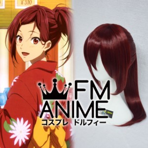 Free! - Iwatobi Swim Club Gou Matsuoka Cosplay Wig (Version 2)