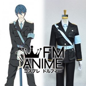 Free! - Iwatobi Swim Club Haruka Nanase Dojin Military Uniform Cosplay Costume