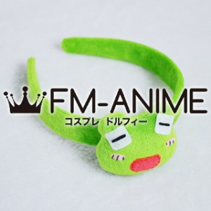 Frog Headband Headdress Lolita Cute Plush Doll Cosplay