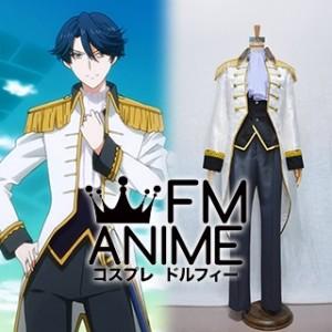 Monthly Girls' Nozaki-kun Yuu Kashima Prince Cosplay Costume