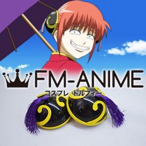 Gintama Kagura Cosplay Headdress