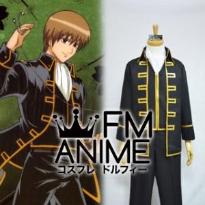 Gintama Isao Kondo / Toshiro Hijikata / Sougo Okita Shinsengumi Uniform Cosplay Costume