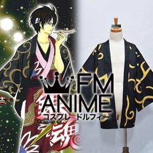 Gintama Shinsuke Takasugi Kimono Cosplay Costume (Coat)