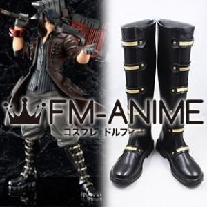 God Eater 2 Lindow / Rindou Amamiya Cosplay Shoes Boots