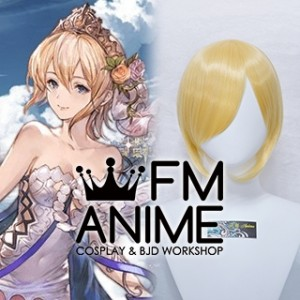 Granblue Fantasy Europa Cosplay Wig