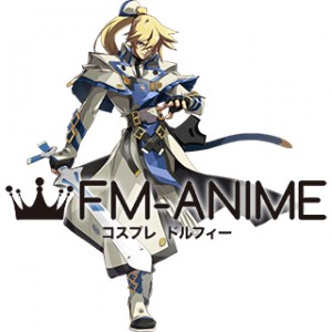 Guilty Gear Ky Kiske Cosplay Costume & Boots