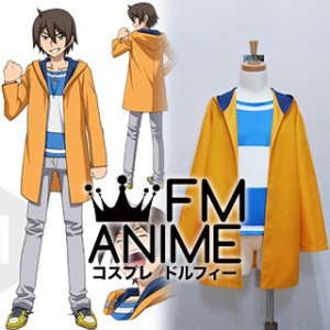 Gundam Build Fighters Try Minato Sakai Cosplay Costume