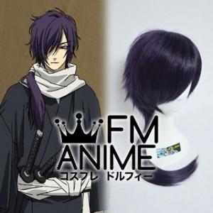 Hakuoki Hajime Saito Cosplay Wig