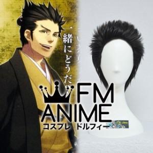 Hakuoki Isami Kondo Cosplay Wig