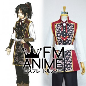Hakuoki Chizuru Yukimura Cosplay Costume