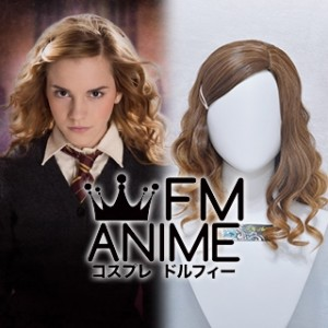 Harry Potter Hermione Granger Cosplay Wig