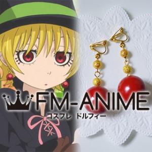 Hoozuki no Reitetsu Lilith Earrings Cosplay Accessory