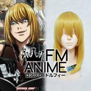Death Note Mello Cosplay Wig