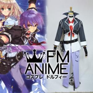 Hyouketsu Kyoukai no Eden Shelltis Cosplay Costume