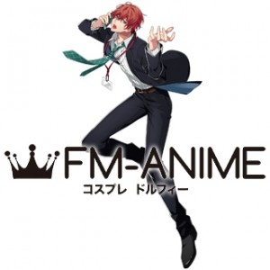 Hypnosis Microphone Doppo Kannonzaka Cosplay Costume