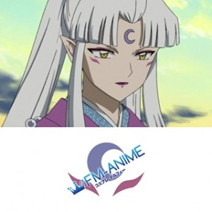 Inuyasha Sesshomaru Mother Cosplay Tattoo Stickers