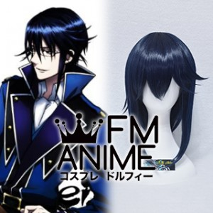 K Project (anime) Reisi Munakata Cosplay Wig