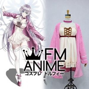 K Project (anime) Season 2 K: Return of Kings Neko Cosplay Costume