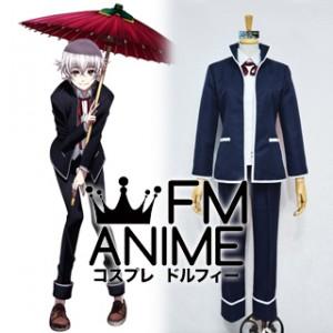 K Project (anime) Yashiro Isana Uniform Cosplay Costume