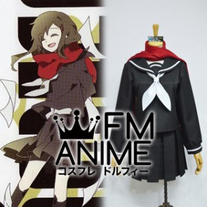 Kagerou Project Ayano Tateyama Uniform Cosplay Costume