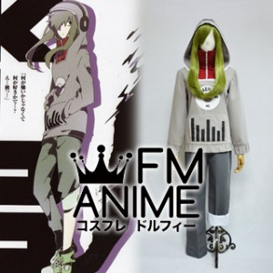 Kagerou Project Tsubomi Kido Cosplay Costume (Original Version)