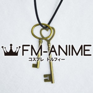 Kagerou Project Marry Kozakura Necklace Metal Key Cosplay