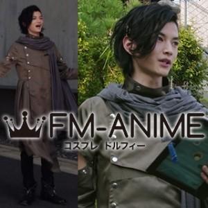 Kamen Rider Zi-O The Mysterious Prophet Woz Cosplay Costume