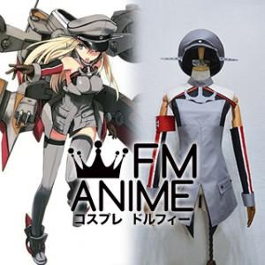 Kantai Collection Bismarck Cosplay Costume