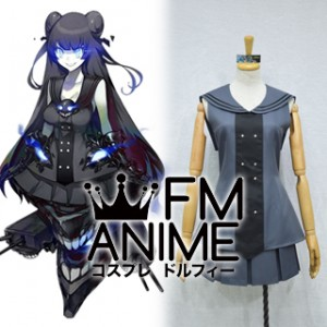 Kantai Collection Light Cruiser Demon Cosplay Costume