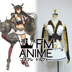 Kantai Collection Nagato Cosplay Costume