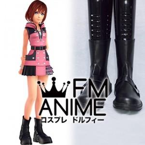 Kingdom Hearts III 3 Kairi Cosplay Shoes Boots