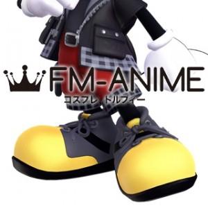 Kingdom Hearts III 3 Mickey Human Cosplay Shoes