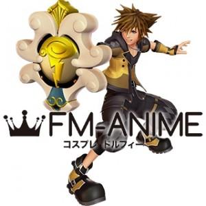 Kingdom Hearts III 3 Sora Guardian Form Version Cosplay Costume