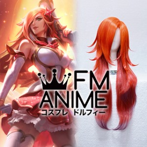 League of Legends Star Guardian Miss Fortune Skin Cosplay Wig