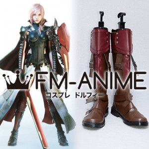 Lightning Returns: Final Fantasy XIII Lightning Cosplay Shoes Boots