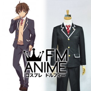Love, Chunibyo & Other Delusions Yuuta Togashi Uniform Cosplay Costume