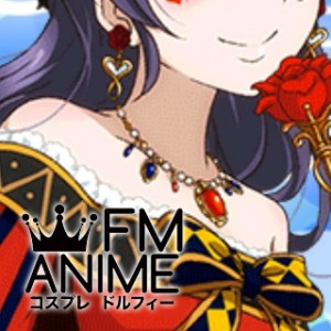Love Live! Nozomi Tojo Magician Cards Necklace Earrings Cosplay Accessories