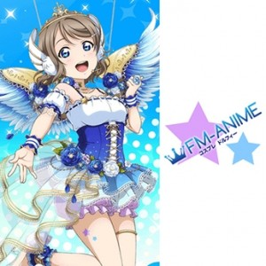 Love Live! Sunshine!! Angel Ver. Cosplay Tattoo Stickers