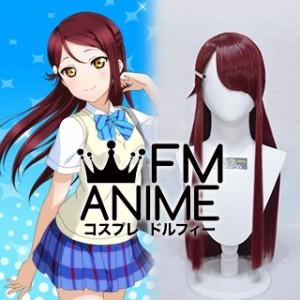 Love Live! Sunshine!! Riko Sakurauchi Cosplay Wig