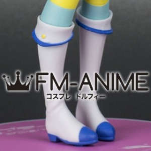 Love Live! Sunshine!! Ruby Kurosawa Aozora Jumping Heart Cosplay Shoes Boots