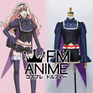 Macross Frontier Sheryl Nome Northern Cross Cosplay Costume