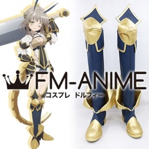 Magical Girl Raising Project La Pucelle  Souta Kishibe Cosplay Shoes Boots