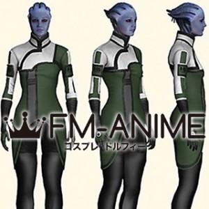 Mass Effect Liara T'Soni Cosplay Costume